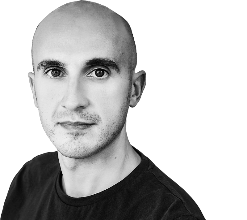Daniele Meo, Producer, Motion Designer